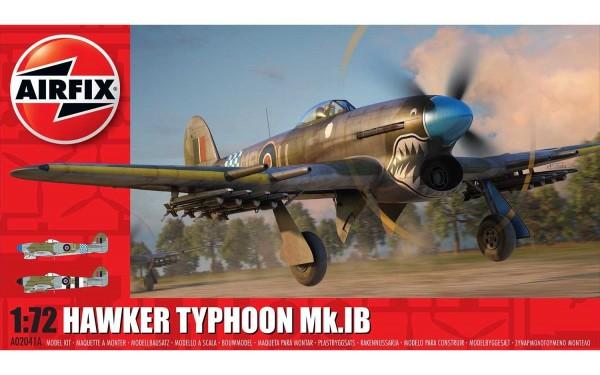 Kit constructie Airfix avion Hawker Typhoon Ib 1:72