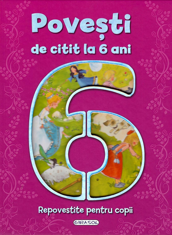 Povesti de citit la 6 ani