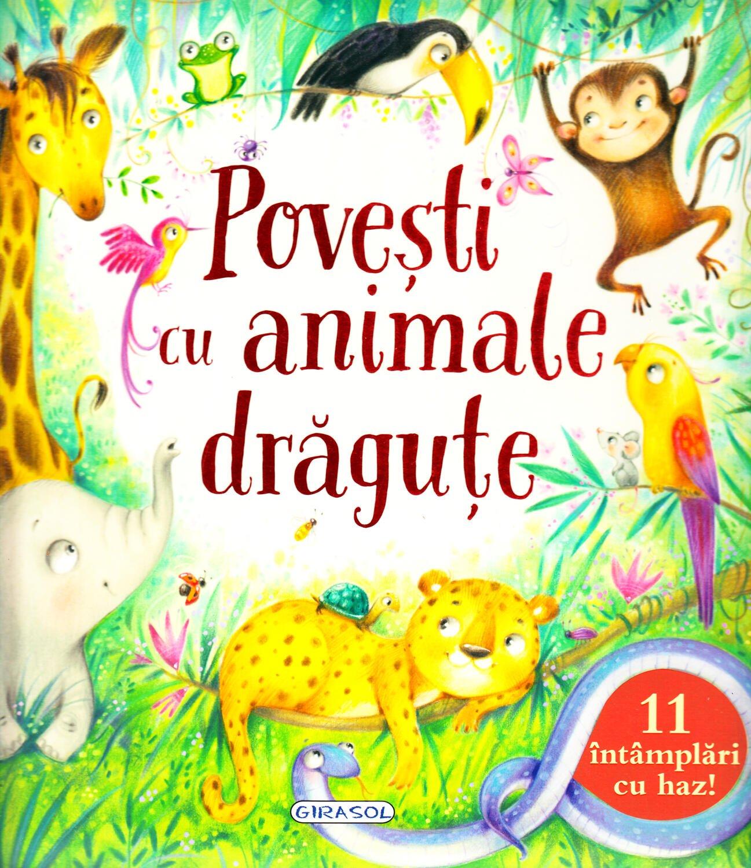 Povesti cu animale dragute imagine