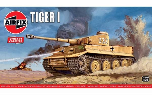 Kit constructie Airfix Tanc Tiger 1 1:76