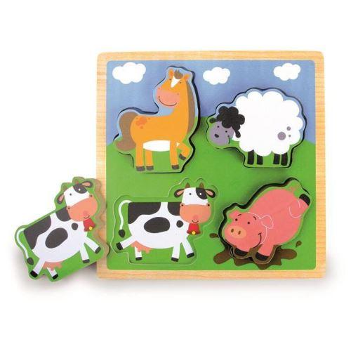 Puzzle cu animale pentru copii 5