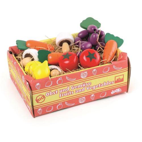 Ladita cu legume de jucarie