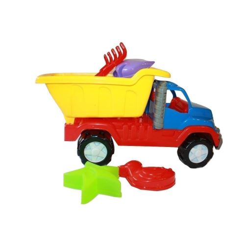 Camion Costinesti mare cu accesorii
