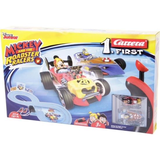Circuit Mickey Mouse si Donald Duck Carrera First 2,4 m