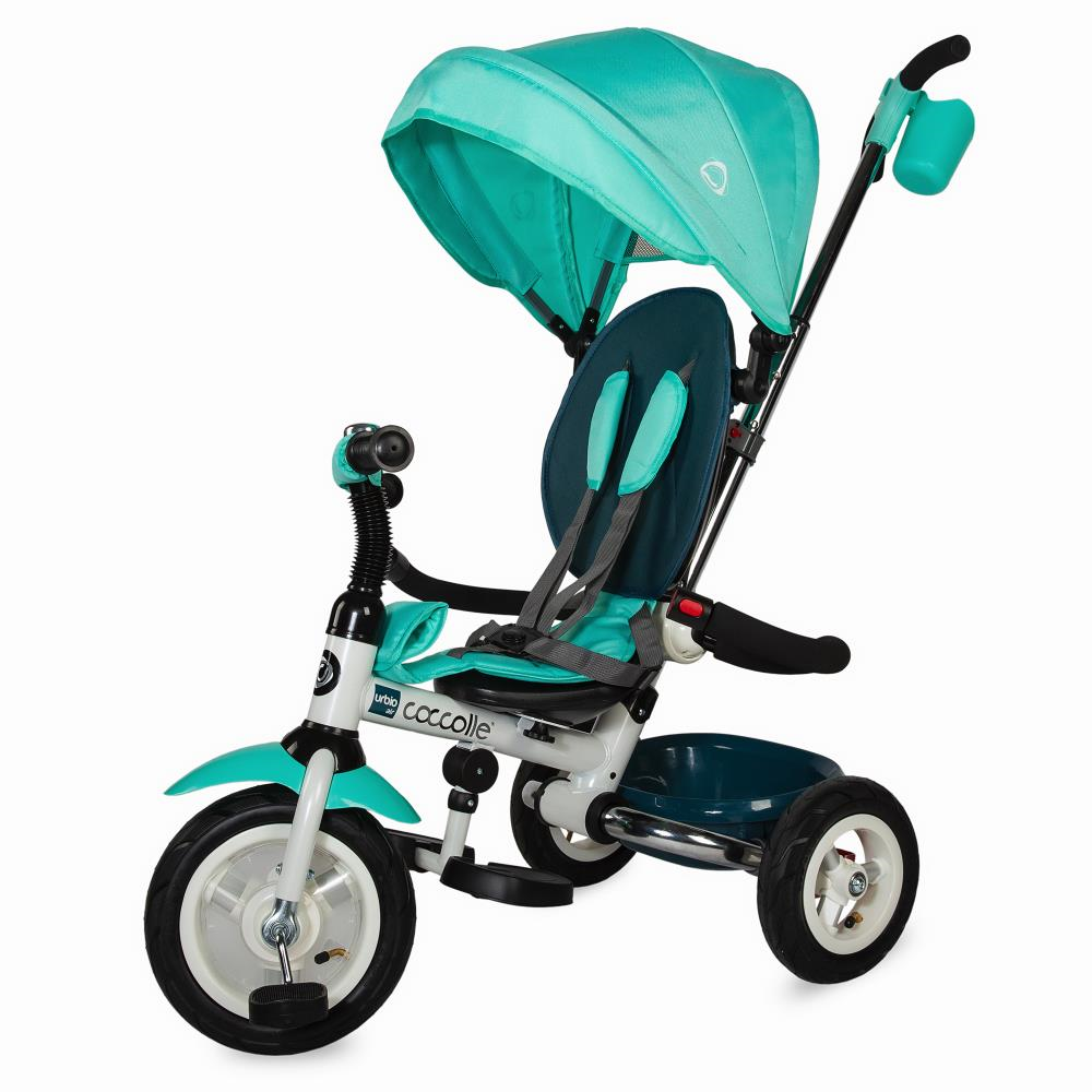Tricicleta Coccolle Urbio Air Verde