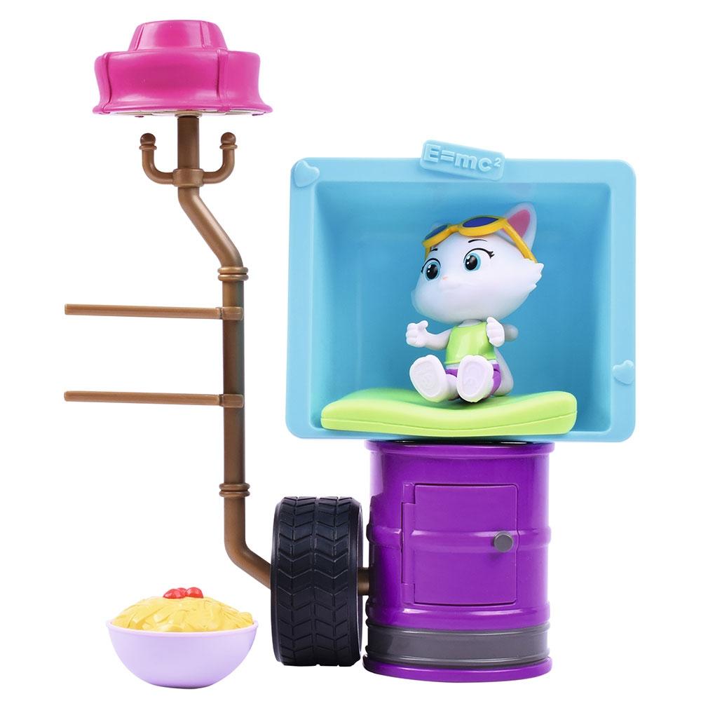 Set Smoby 44 Cats Figurina Milady cu accesorii