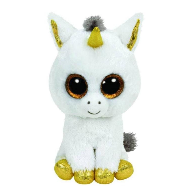Plus unicornul PEGASUS (15 cm) - Ty imagine