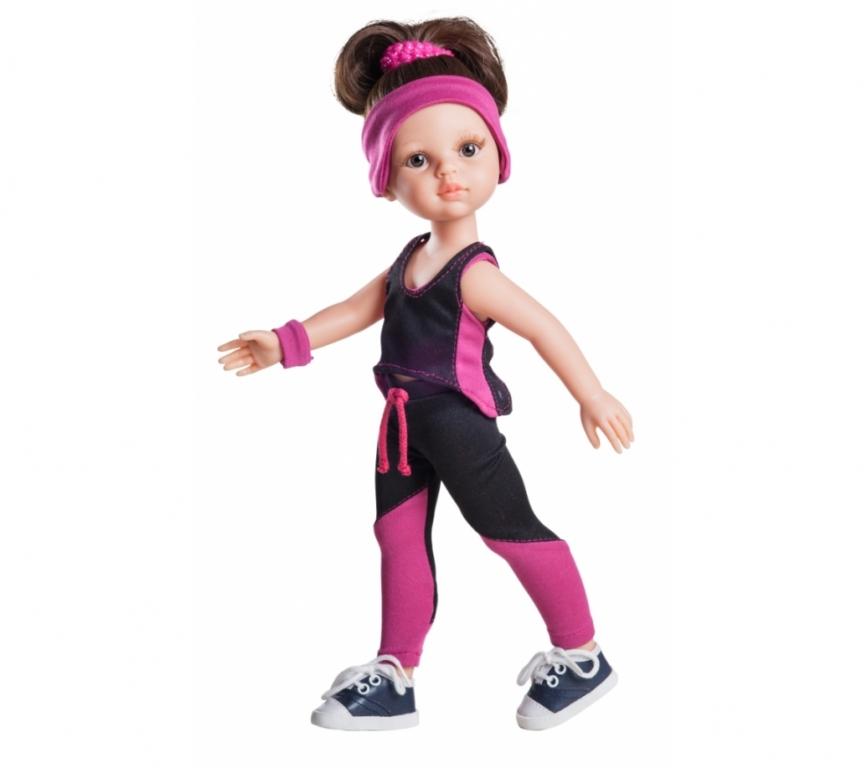 Papusa Carol antrenoarea de fitness - Paola Reina