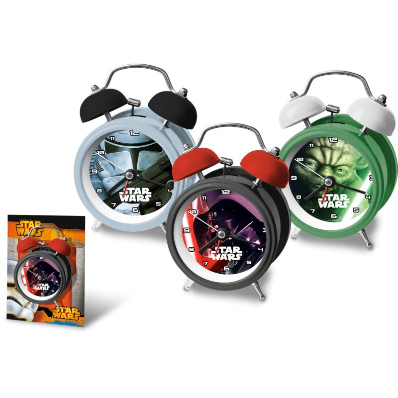 Ceas de masa 12 cm Star Wars imagine