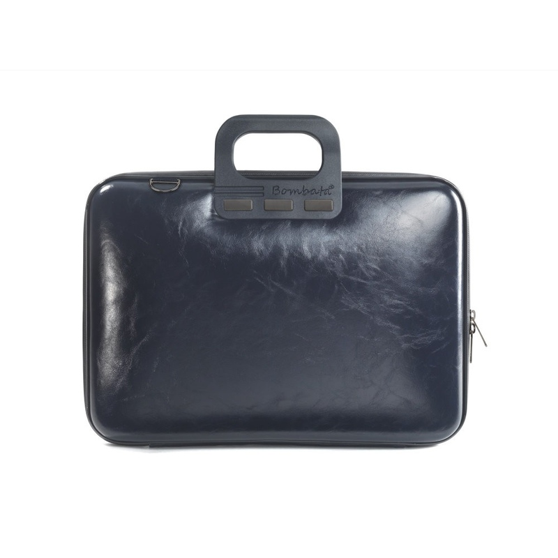 Geanta lux business laptop 15.6 in Evolution-Bleumarin