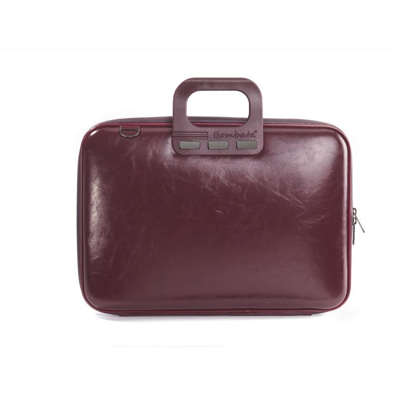 Geanta lux business laptop 15.6 in Evolution-Grena