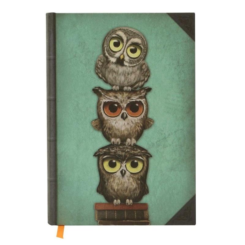 Grumpy Owl Agenda coperti tari imagine