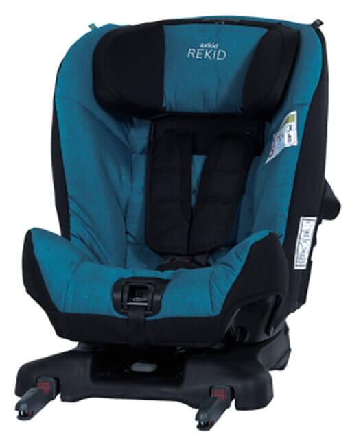 Scaun Auto Rear Facing Axkid Rekid 9-25 kg - Albastru petrol imagine