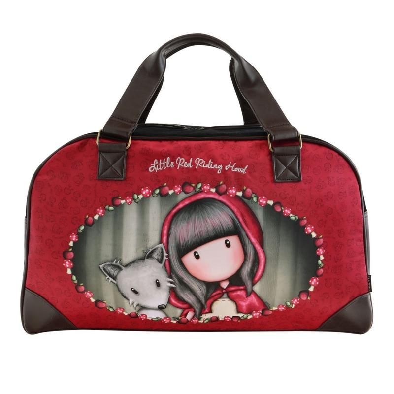 Geanta calatorie Gorjuss - Little Red Riding Hood imagine