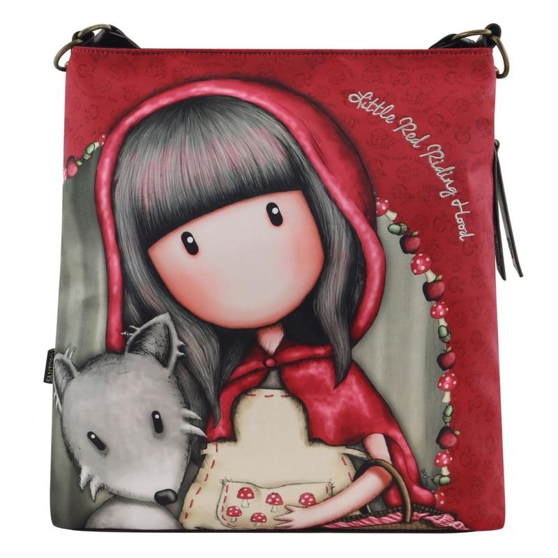 Gorjuss Geanta fashion -Little Red Riding Hood imagine