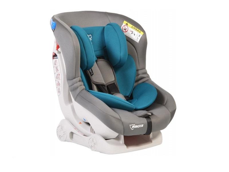 Scaun auto copii Moni Aegis 0-18 kg Blue/Grey imagine