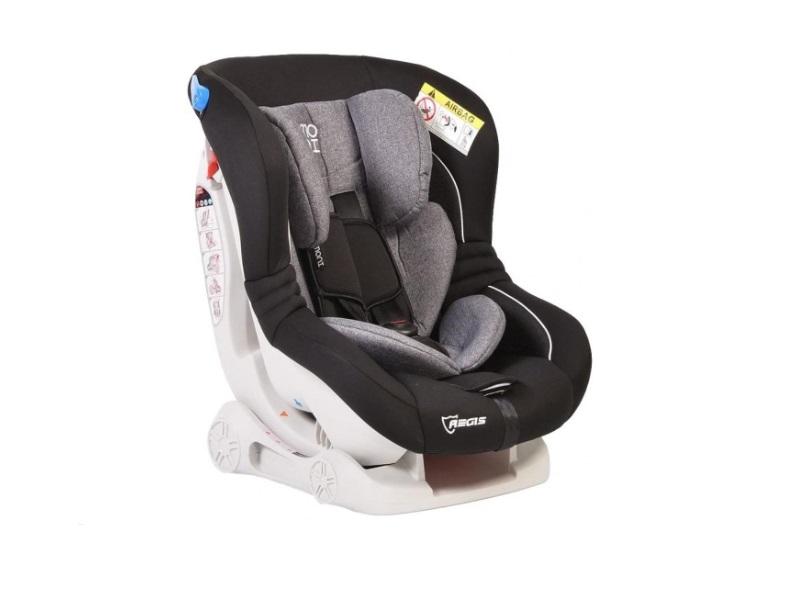 Scaun auto copii Moni Aegis 0-18 kg Grey/Black imagine