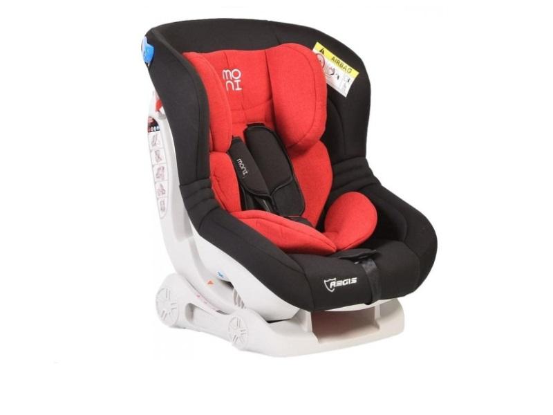 Scaun auto copii Moni Aegis 0-18 kg Red/Black imagine