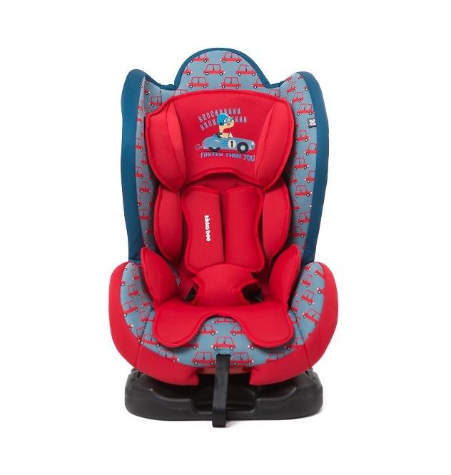 Scaun auto Bon Voyage Red Cars 0-25 kg imagine