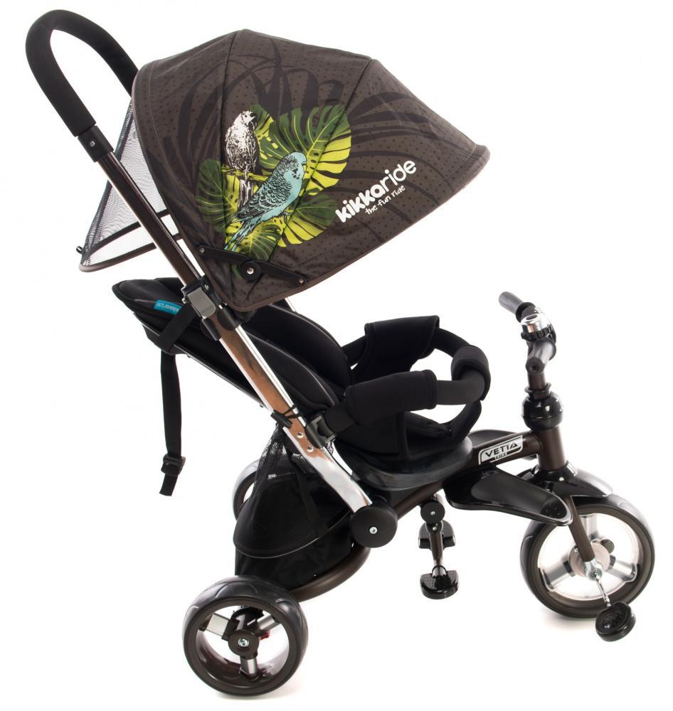 Tricicleta multifunctionala Vetta Parrots