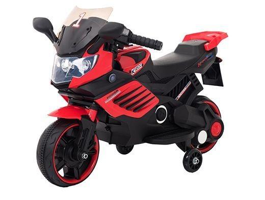 Motocicleta electrica Predator Red