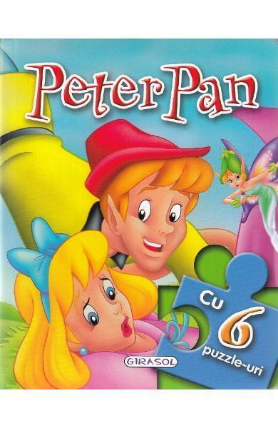 Povesti cu puzzle - Peter Pan imagine