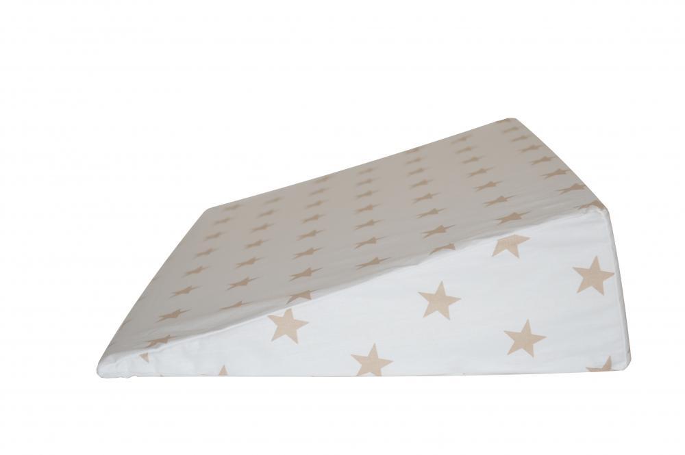 Perna plan inclinat multifunctionala Cream Stars imagine