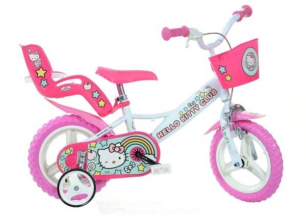 Bicicleta Hello Kitty 12 - Dino Bikes-124HK
