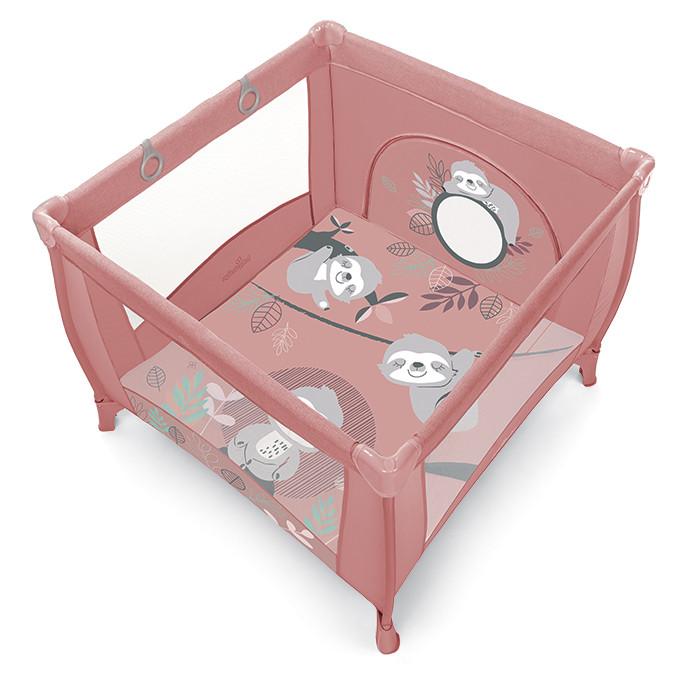 Baby Design Play UP Tarc de joaca pliabil - 08 Pink 2020