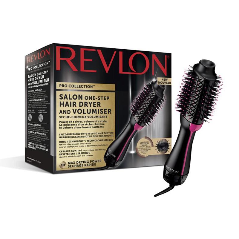 Perie electrica fixa REVLON Pro Collection One-Step Hair Dryer & Volumizer, RVDR5222E, 3...
