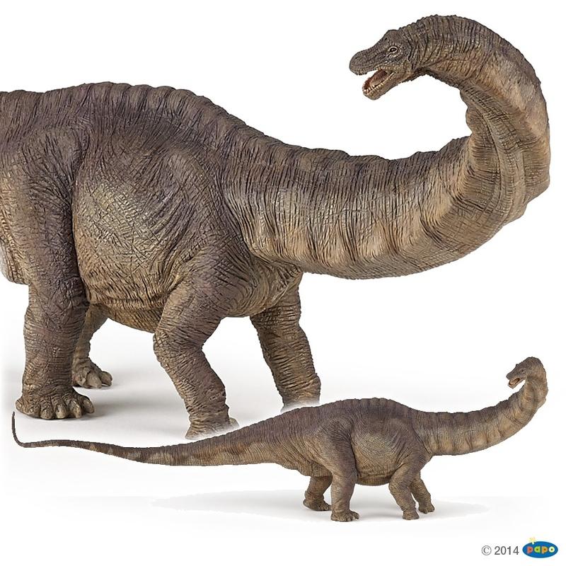 Apatosaurus Dinozaur - Figurina Papo