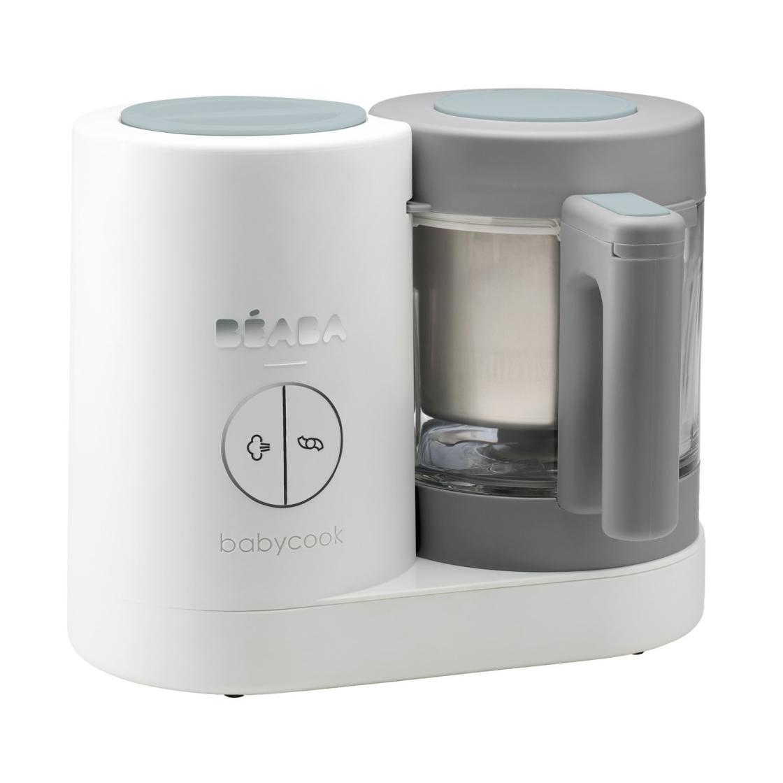 Robot Babycook Neo White Grey imagine
