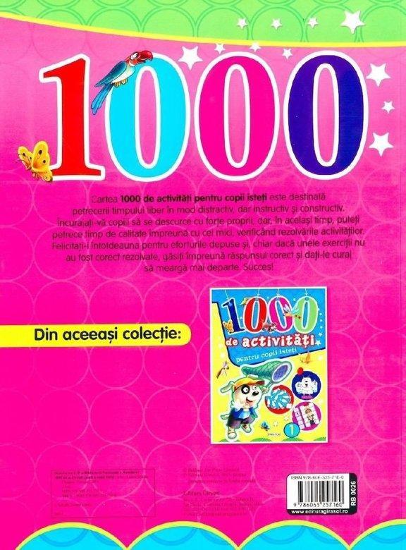 1000 de activitati pentru copii isteti 2 imagine