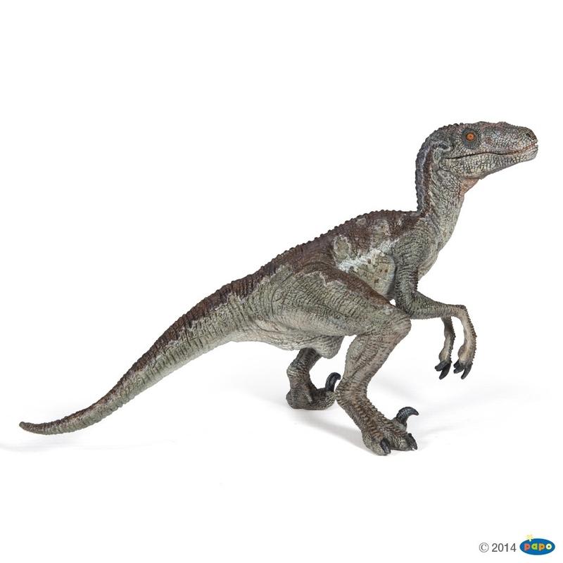 Dinozaur Figurina Papo Velociraptor