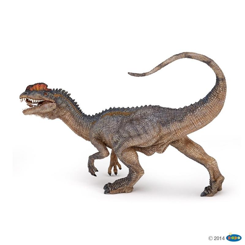 Figurina Papo -Dilophosaurus Dinozaur
