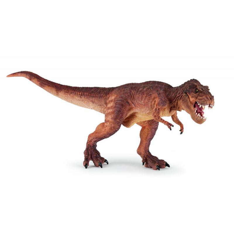 Figurina Papo-Dinozaur T-Rex maro alergand