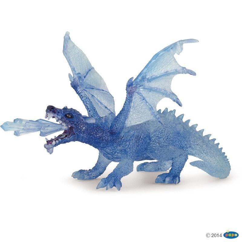 Figurina Papo Dragonul de cristal