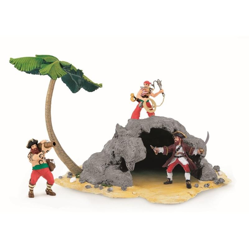 Figurina Papo - Insula piratilor