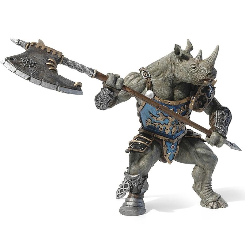 Figurina Papo -Mutant rinocer
