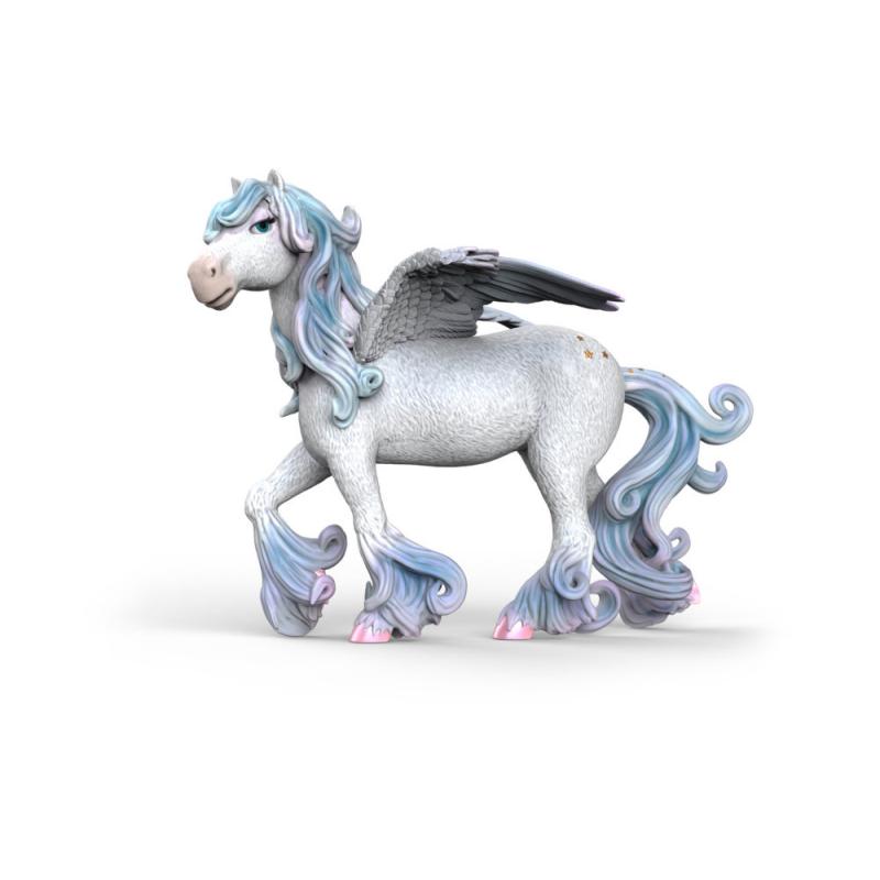 Figurina Papo-Pegasus bleu