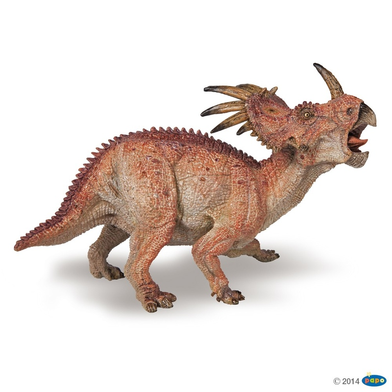Figurina Papo -Styracosaurus Dinozaur