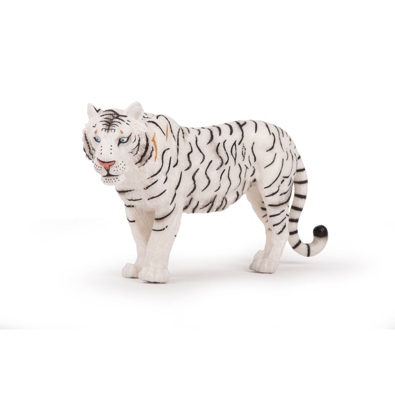 Figurina Papo - Tigru alb mare