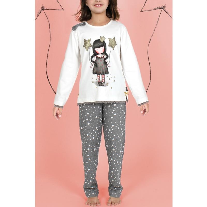 Pijama copii Gorjuss My Own Universe imagine