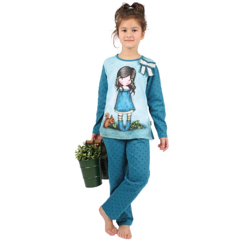 Pijama copii Gorjuss You Brought Me Love imagine