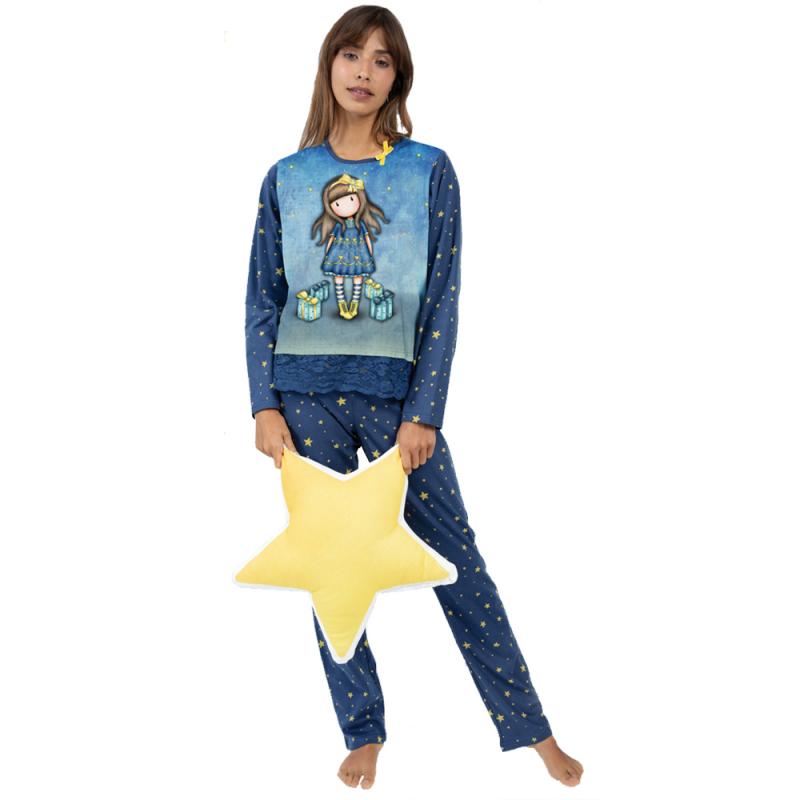 Pijama dama Gorjuss Just Because imagine