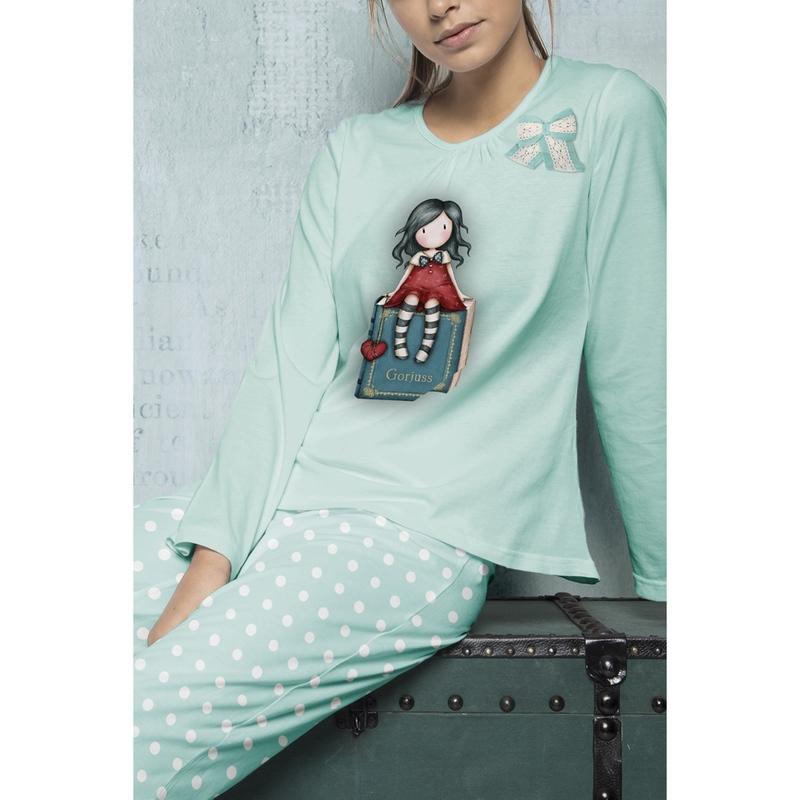 Pijama dama Gorjuss My Story imagine