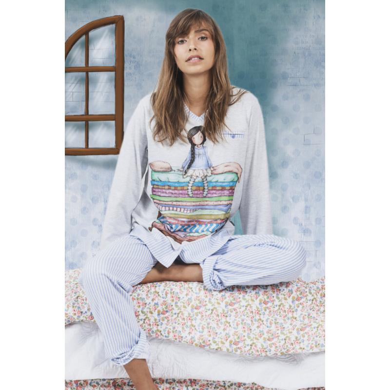 Pijama dama Gorjuss The Princess And The Pea imagine