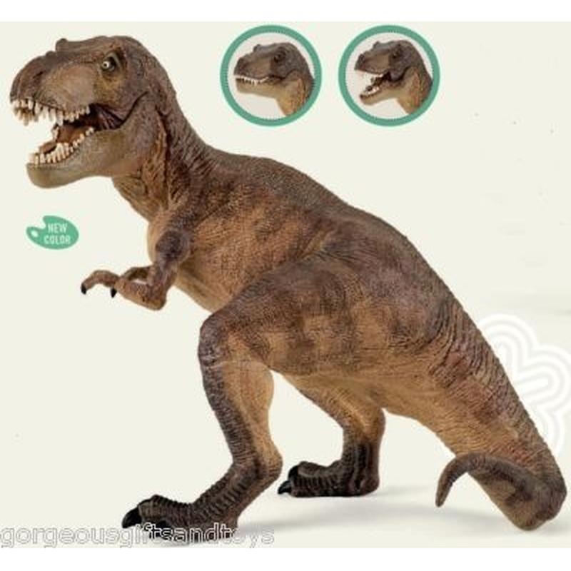 T Rex Dinozaur Figurina Papo