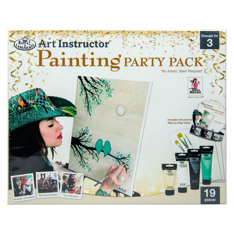 Trusa pictura petrecere 19 piese-SweetSister imagine