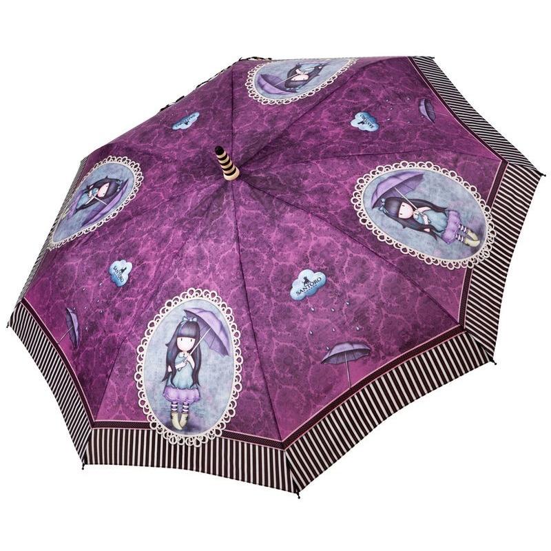 Umbrela baston automata Gorjuss - Under my umbrella imagine